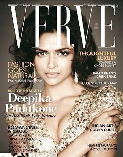 Deepika Padukone Photoshoot Verve Magazine1