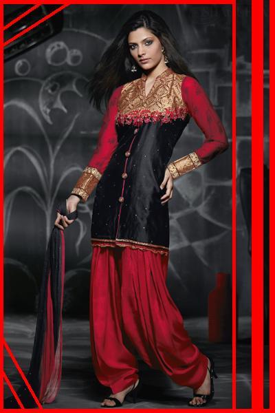Short+Kameez+and+Patiala+Salwar+ +Bridal+Salwar+Kameez Patiala Salwar Kameez