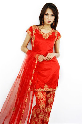 Party Wear for Indian Women ~ Indian and Pakistani Fashions