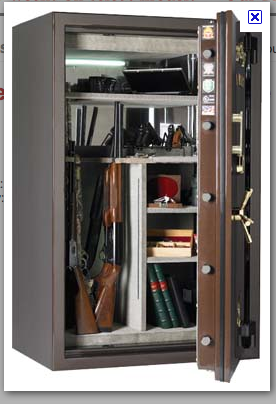 What's the best gun safe