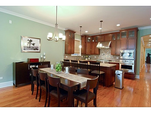 revealing our city home kitchen and dining