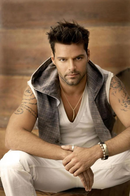 Ricky Martin Gay: today s a sad day for ricky martin s female fan following ...