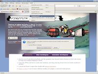Firefox 3.1 beta 2 - Activation navigation privée