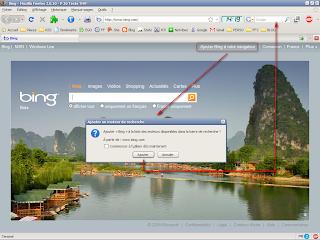 Comment ajouter Bing aux moteurs de recherche dans Firefox