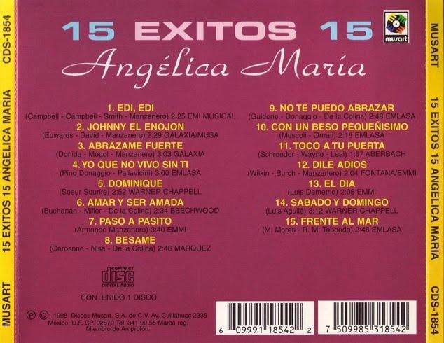 musica angelica maria musica: