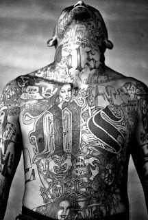 Prison Tattoo Pictures