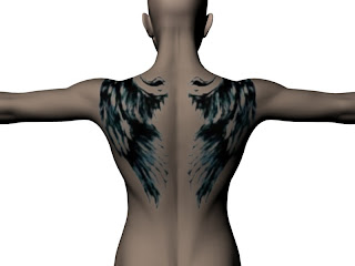 How to Choose Wing Tattoo Designs