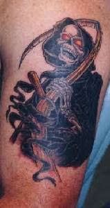 Evil Tattoos : Tattoos and Tattoo Pictures