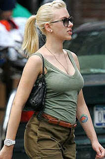 Scarlett Johansson arm tattoo design: Tattoos and Tattoo  Pictures22