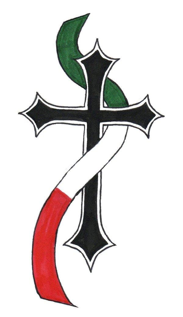Italian symbol tattoo designs
