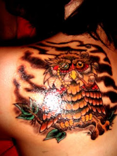 Owl Tattoos, Designs, Pictures, and Ideas1155