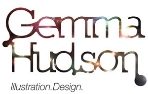 Gemma Hudson Illustration + Design