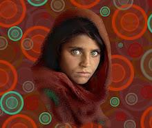 :: La Chica Afgana de los Ojos Verdes ::..