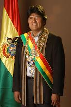 """Homenagem ao """"indio"""" Morales"""