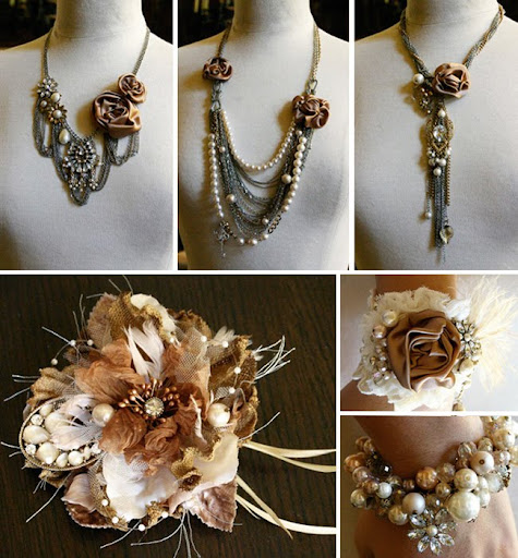 vintage wedding jewerly