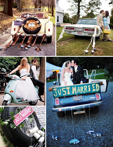 Wedding Car Decoration Ideas photo 1075588-1