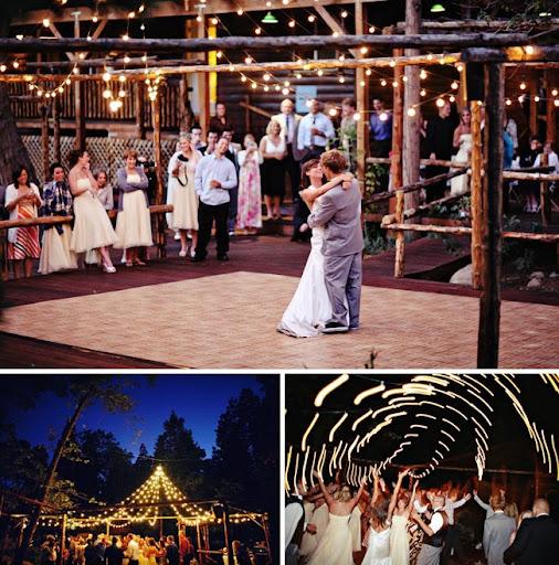 hidden creek lodge lake arrowhead wedding