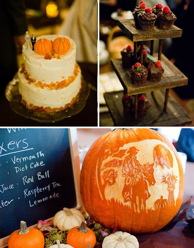 rustic fall barn wedding in los olivos