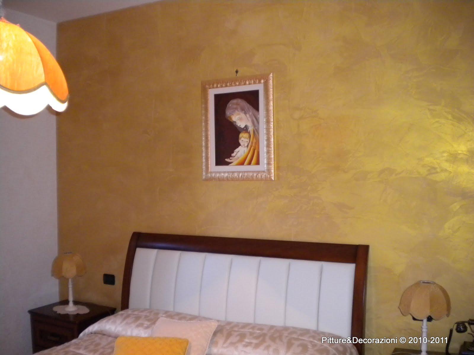 Nuove tecniche di pittura per interni lg11 pineglen - Decorazioni per muri interni ...