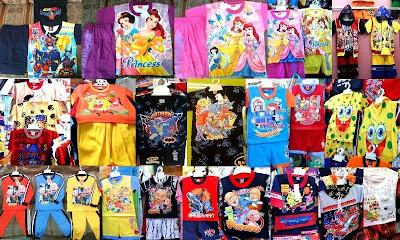 Kaos Anak Lebaran