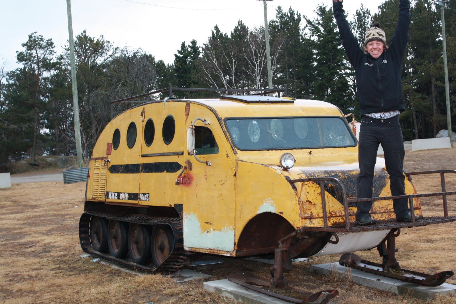 snow machine home depot