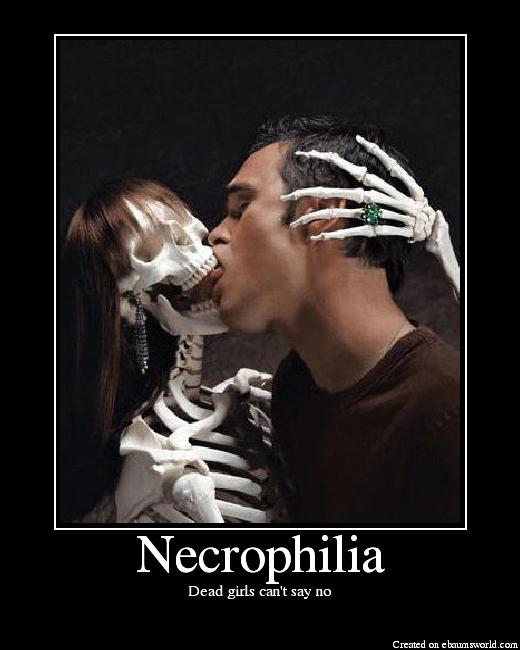 necrophilia essay