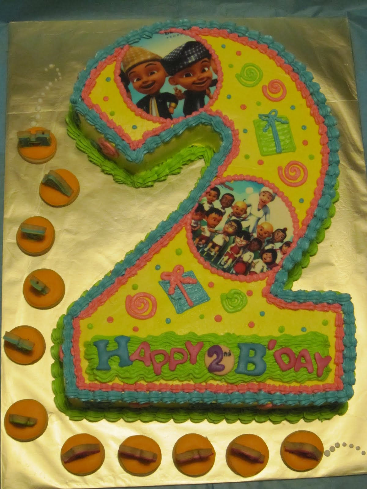 No 2 Cake August 2018 Discount