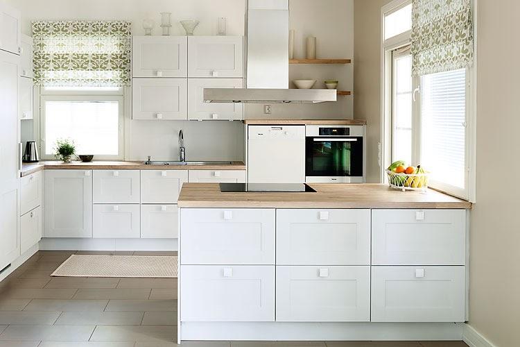K blogi  koko lailla kodikkaasti Uuden keittiön ainekset