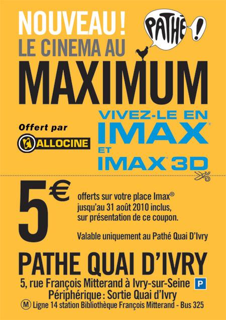 Le blog hd land coupon de r duction cin - Gaumont pathe labege ...