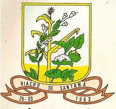 BRASÃO DE RIACHO DE SANTANA-RN