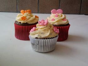 Tamanhos Cupcakes
