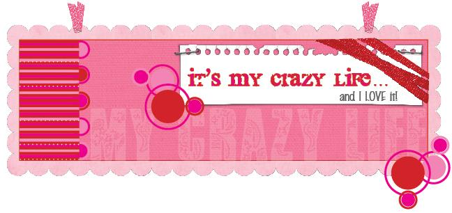 It's my crazy life and I love it