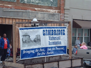 Cambridge Historical Association banner