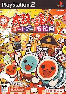 Taiko no Tatsujin go Go Godaime boxart