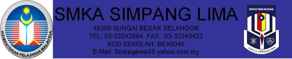 LAMAN RASMI SMK AGAMA S5