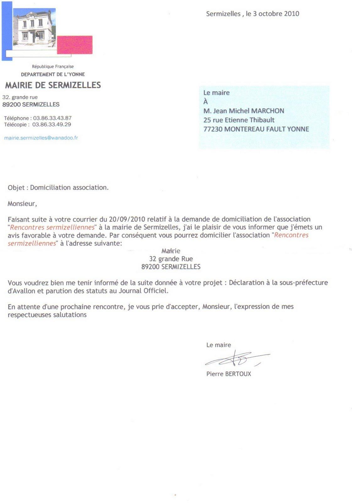sermizelles  association