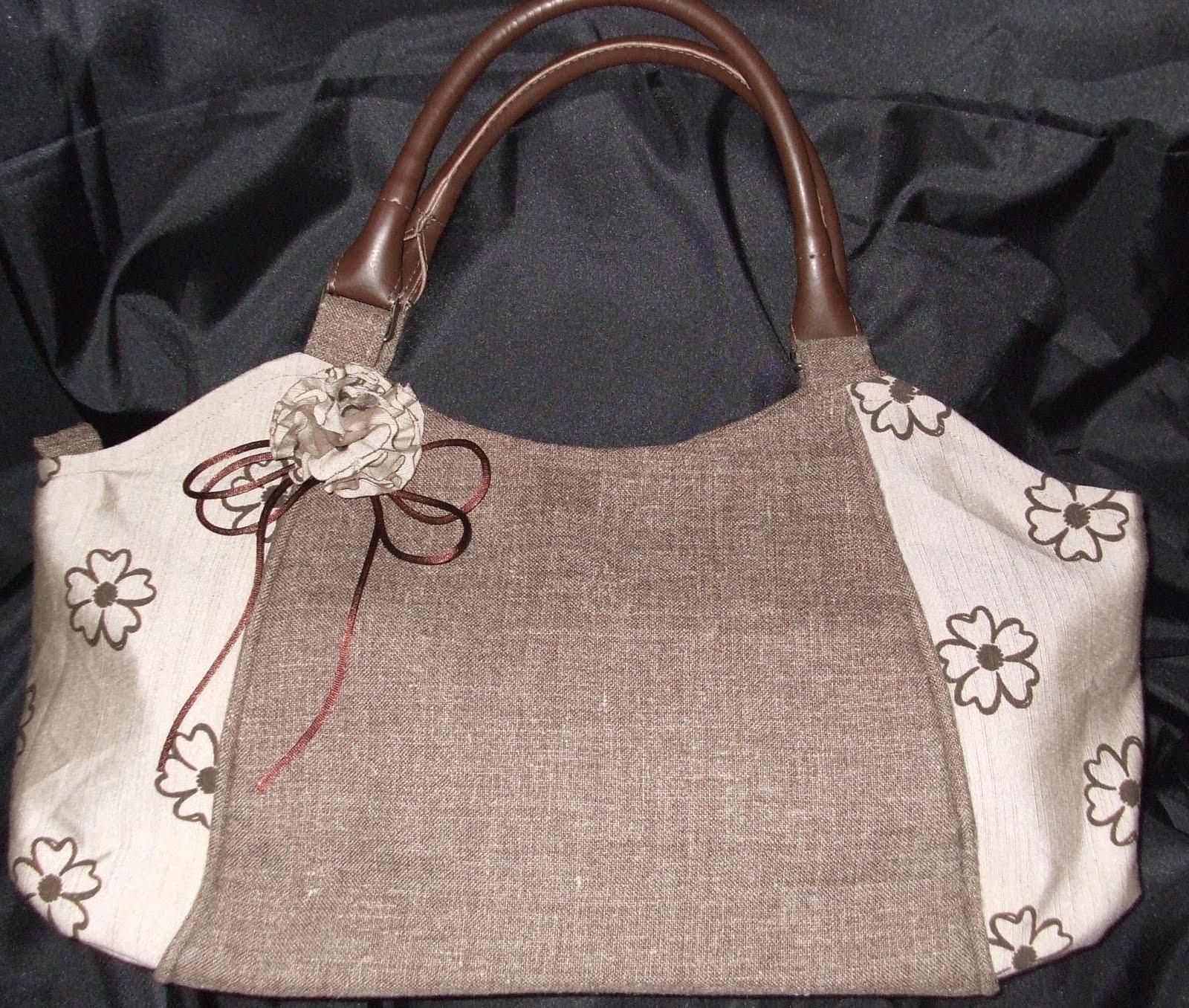Bolsa De Tecido Artesanal : Meri l slings e bolsas de tecido com al?as