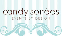 Visit us at candy soirees....events by design