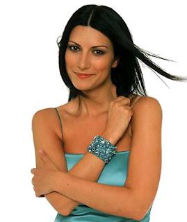 La bellissima Laura Pausini
