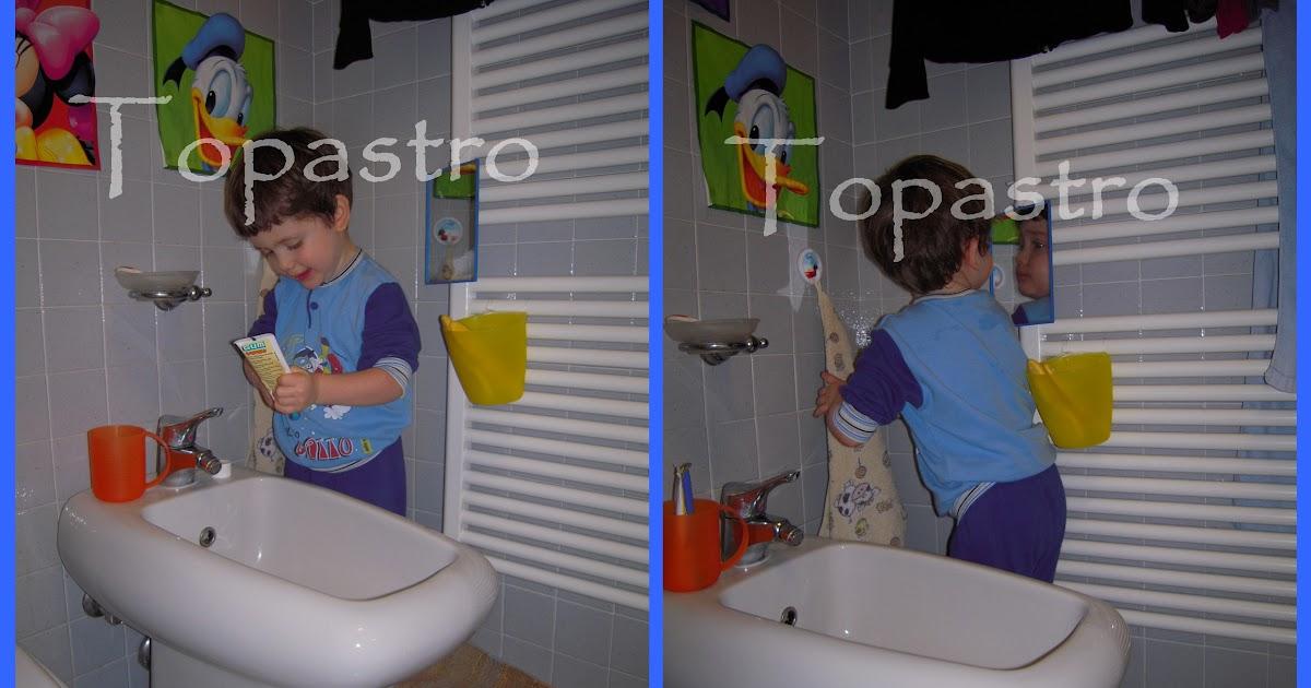 Mamma claudia e le avventure del topastro il bagno del for Bocca mani piedi si puo fare il bagno