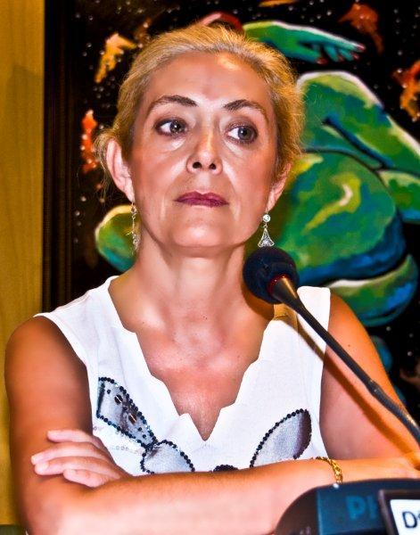 CONFERENCIA DE BARBEYTO EN EL CORTE INGLES DE ALICANTE