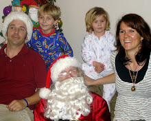 Our Family (with Santa!)