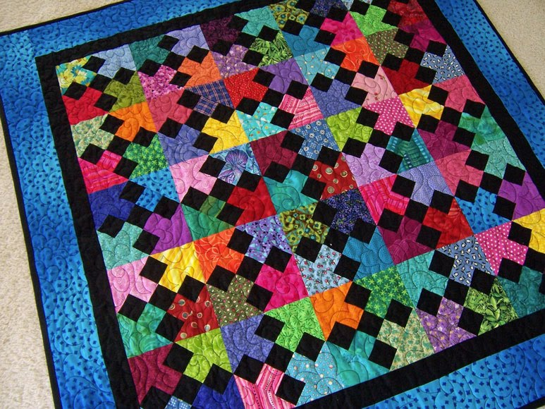 quilt handmade pin patchwork homemade quilts cotton all things