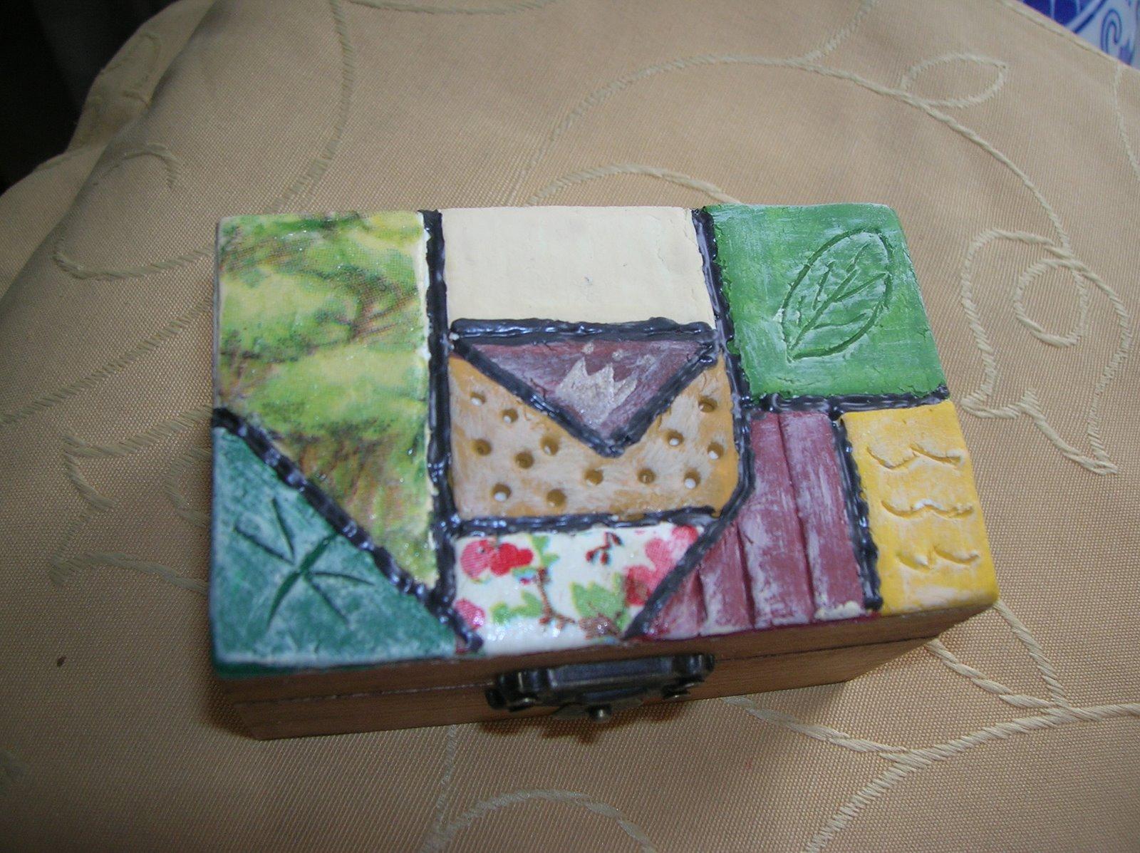 Esperiencias artesandrias cajitas mini - Servilletas decoradas de papel ...