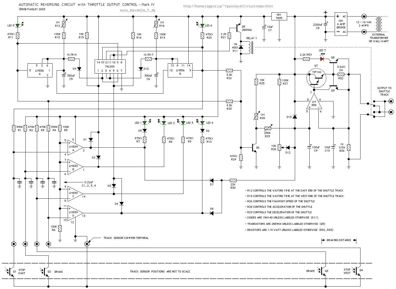 Vc U0026 39 S Junk  Reverse Sensor Circuit
