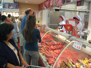 carne meat montevideo consumption