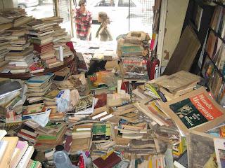 Montevideo Uruguay Book Store