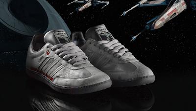 Adidas Samba - X Wing