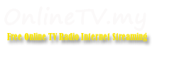 Free Online TV Radio Streaming