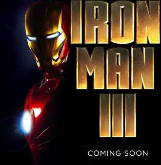 IRON MAN III Movie